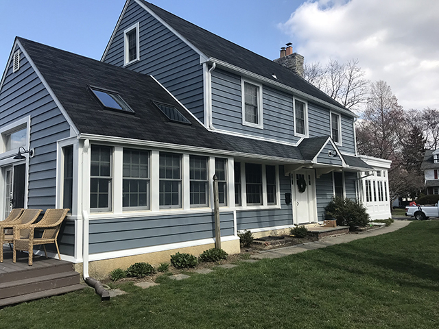 Warrington, PA Roofing and Siding Services